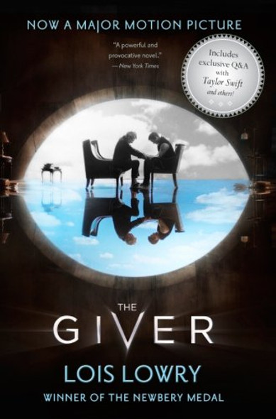 The Giver (Movie Tie-In Edition) Cover