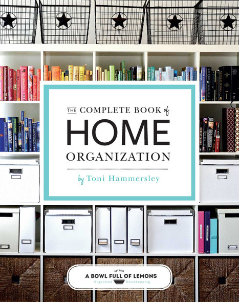 Complete Book of Home Organization Cover