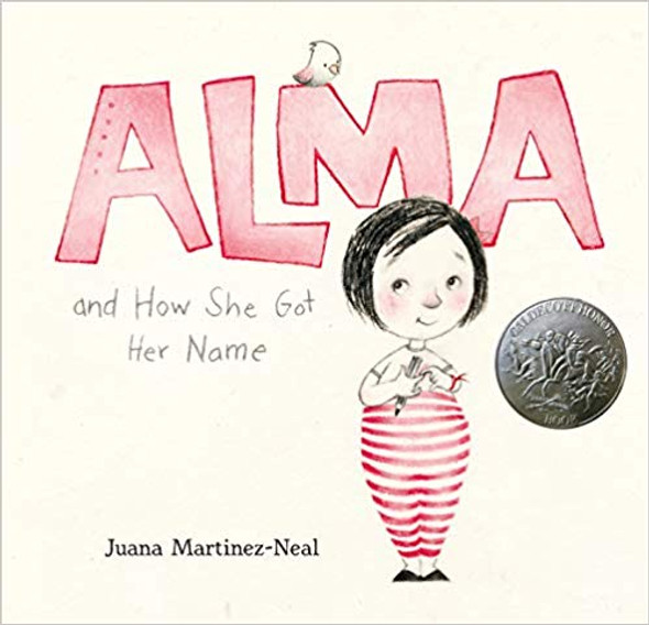 Alma and How She Got Her Name Cover