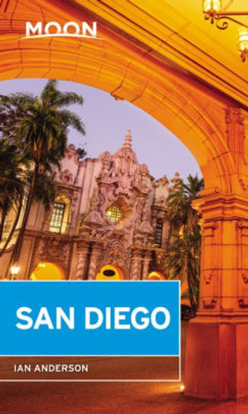 Moon San Diego ( Travel Guide ) Cover