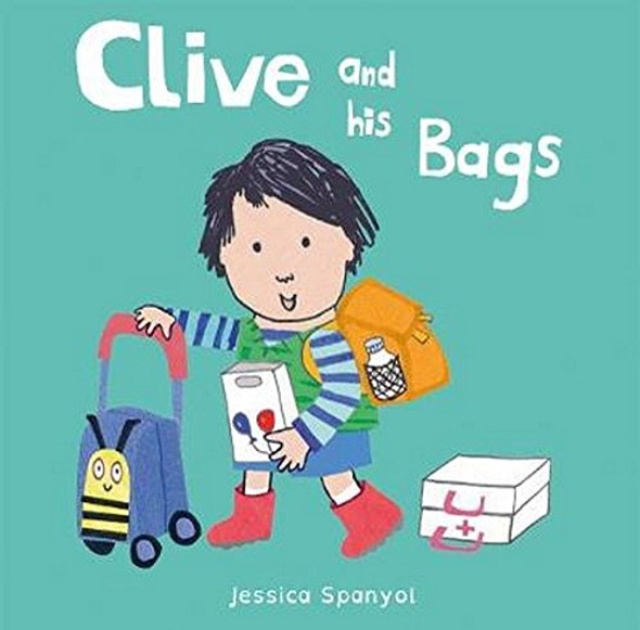 Clive and His Bags (All about Clive) Cover