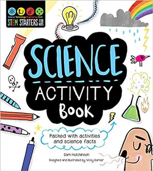STEM Starters for Kids Science Activity Book Cover