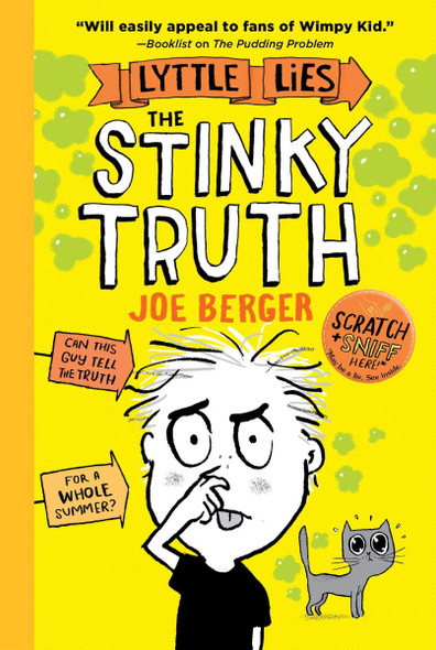 The Stinky Truth (Lyttle Lies #2) Cover