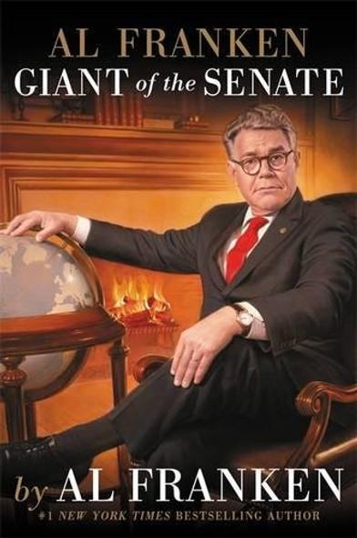 Al Franken, Giant of the Senate Cover
