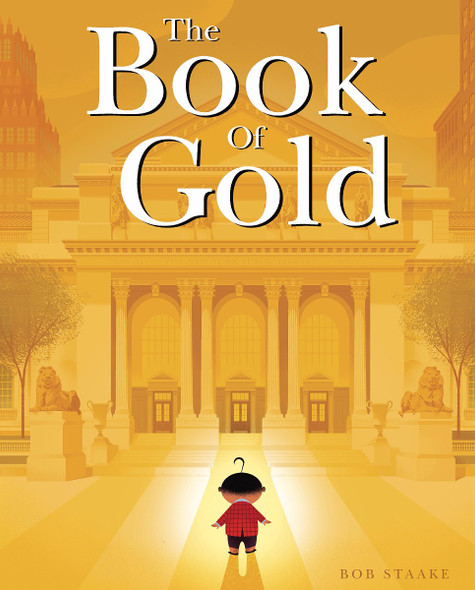 The Book of Gold Cover