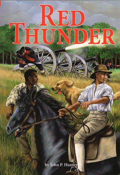 Red Thunder Cover