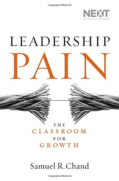 Leadership Pain: The Classroom for Growth Cover