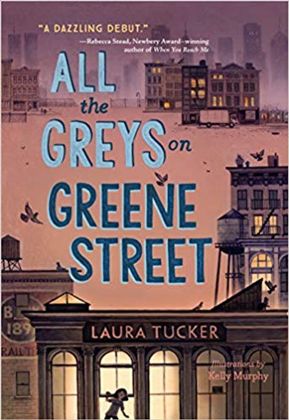 All the Greys on Greene Street Cover