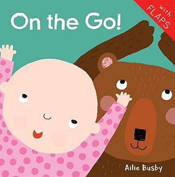 On the Go! (Just Like Me!) Cover