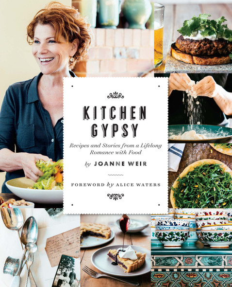 Kitchen Gypsy: Recipes and Stories from a Lifelong Romance with Food (Sunset) Cover