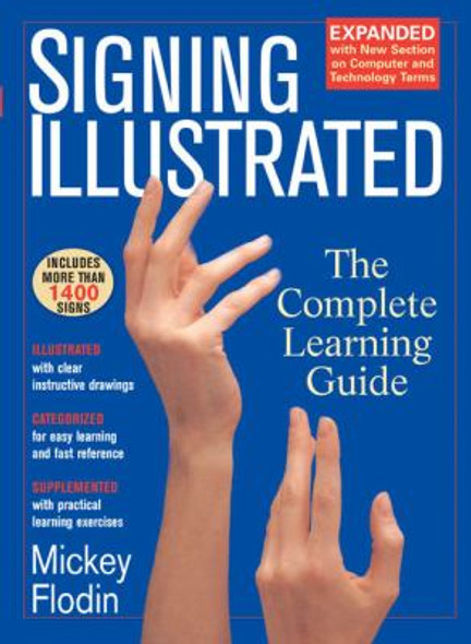 Signing Illustrated: The Complete Learning Guide Cover