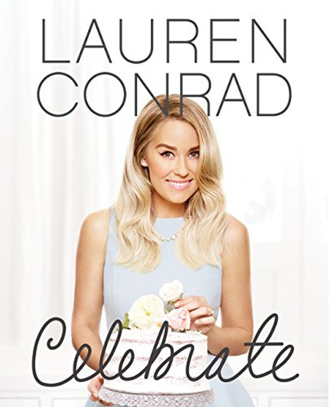 Lauren Conrad Celebrate Cover
