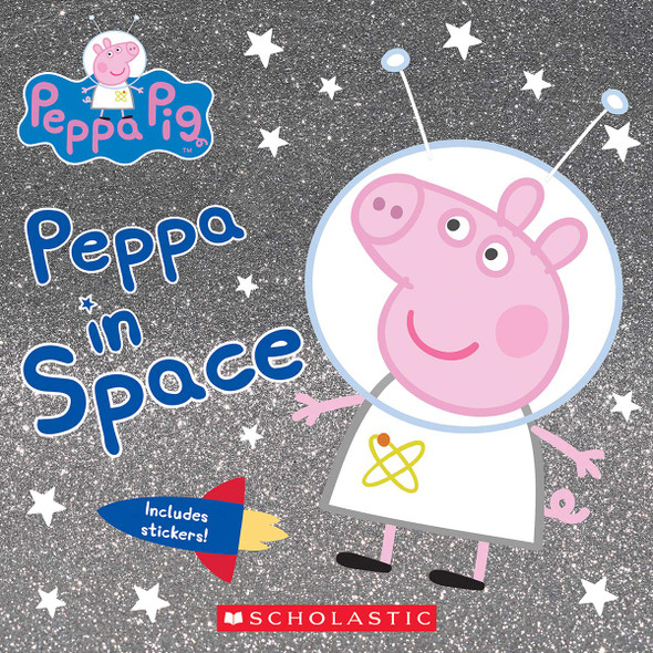 Peppa in Space (Peppa Pig) Cover