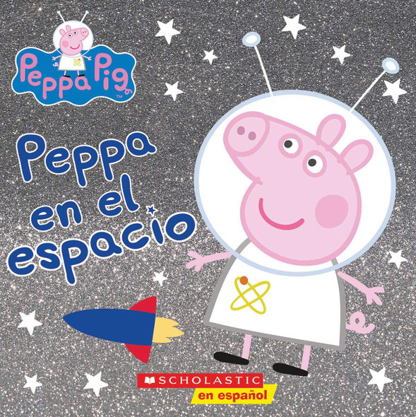 Peppa En El Espacio (Cerdita Peppa) Cover
