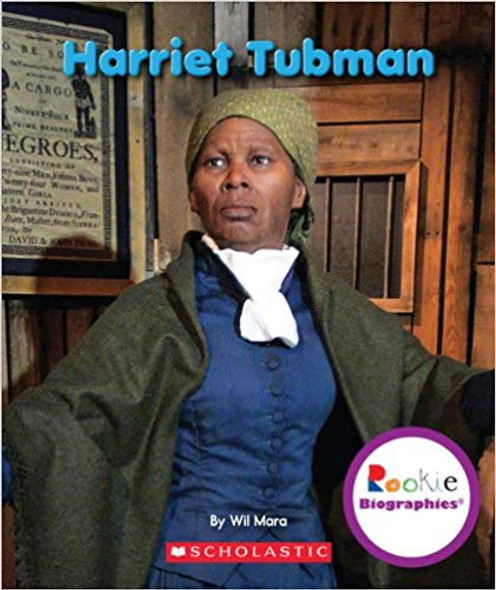 Harriet Tubman (Rookie Biographies) Cover