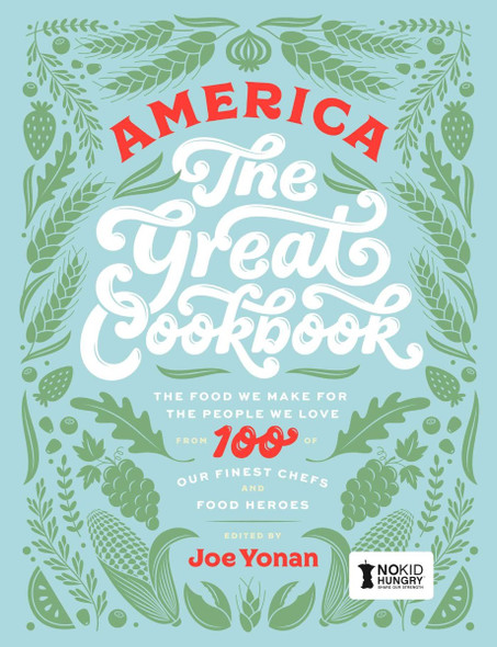 America the Great Cookbook Cover