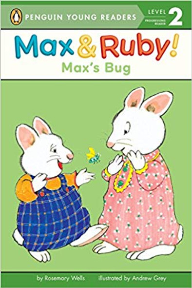 Max's Bug ( Penguin Young Readers - Level 2 ) Cover