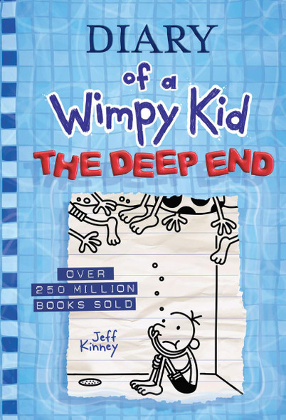 The Deep End (Diary of a Wimpy Kid Book 15) Cover