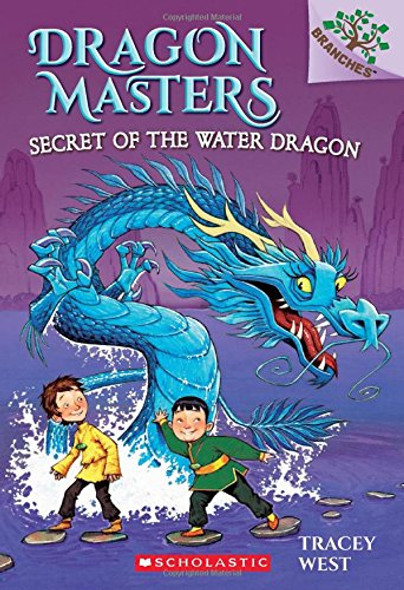 Dragon Masters #3: Secret of the Water Dragon Cover