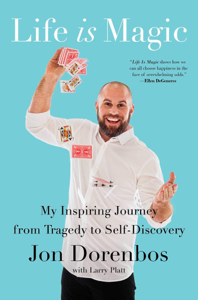 Life Is Magic: My Inspiring Journey from Tragedy to Self-Discovery Cover
