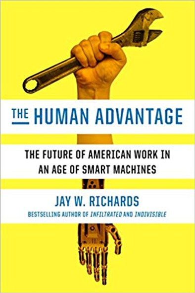 The Human Advantage: The Future of American Work in an Age of Smart Machines Cover
