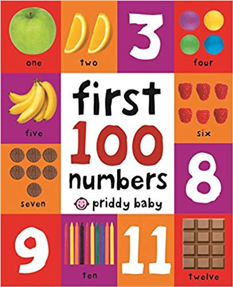 First 100 Numbers ( First 100 ) Cover