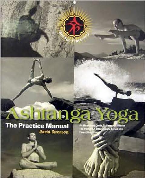 Ashtanga Yoga: The Practice Manual Cover