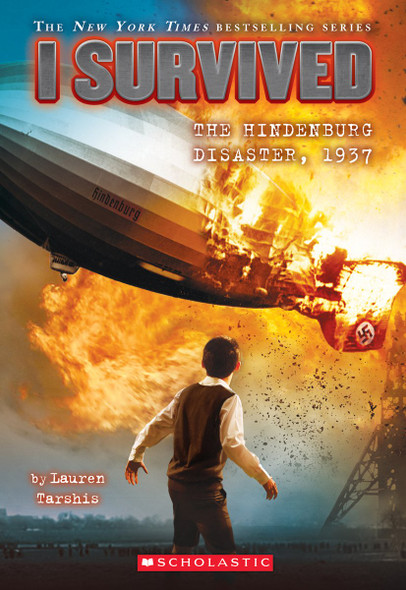 I Survived the Hindenburg Disaster, 1937 Cover