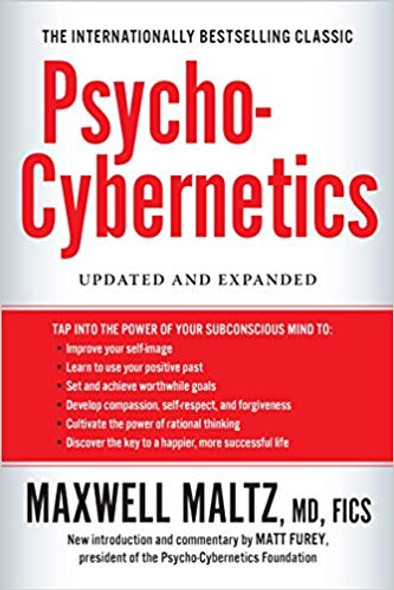 Psycho-Cybernetics: Updated and Expanded Cover