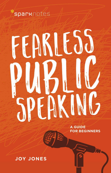 Fearless Public Speaking: A Guide for Beginners Cover