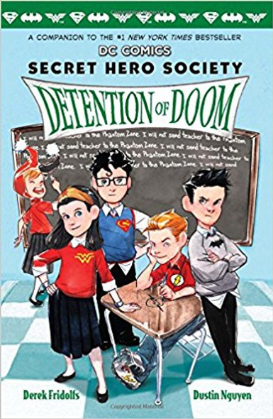 Detention of Doom ( DC Comics: Secret Hero Society #03) Cover