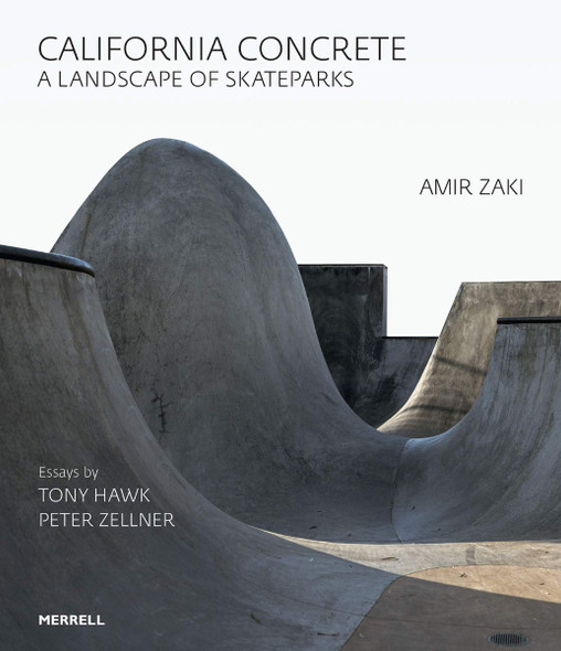 California Concrete: A Landscape of Skateparks Cover