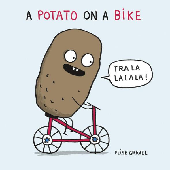 A Potato on a Bike Cover
