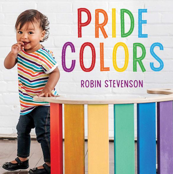 Pride Colors Cover