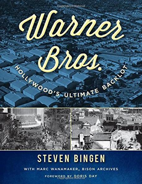 Warner Bros.: Hollywood's Ultimate Backlot Cover