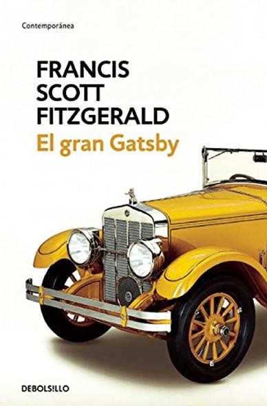 El gran Gatsby (The Great Gatsby Spanish Edition) Cover