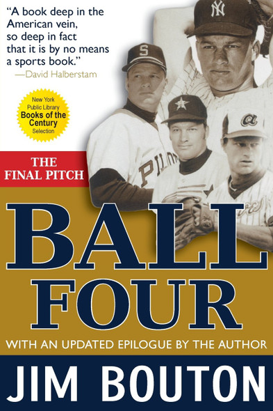 Ball Four: The Final Pitch Cover