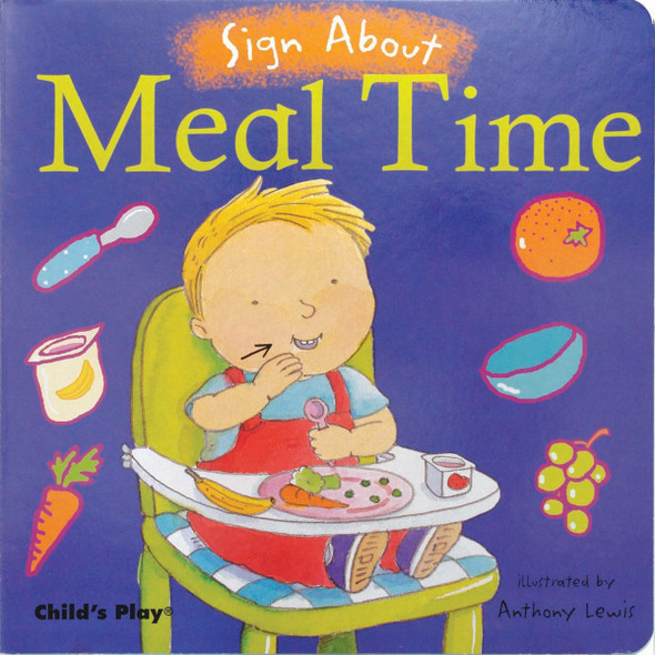 Meal Time (Sign About) Cover
