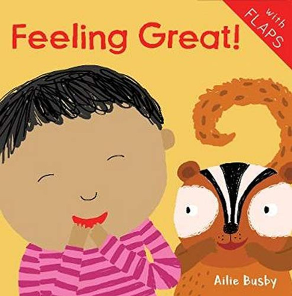 Feeling Great! (Just Like Me!) Cover