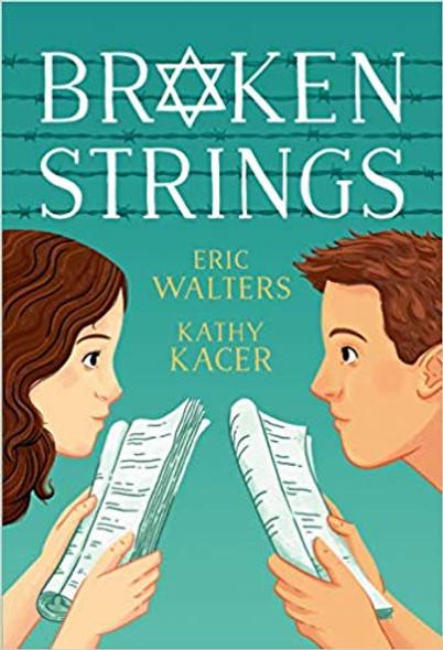 Broken Strings Cover