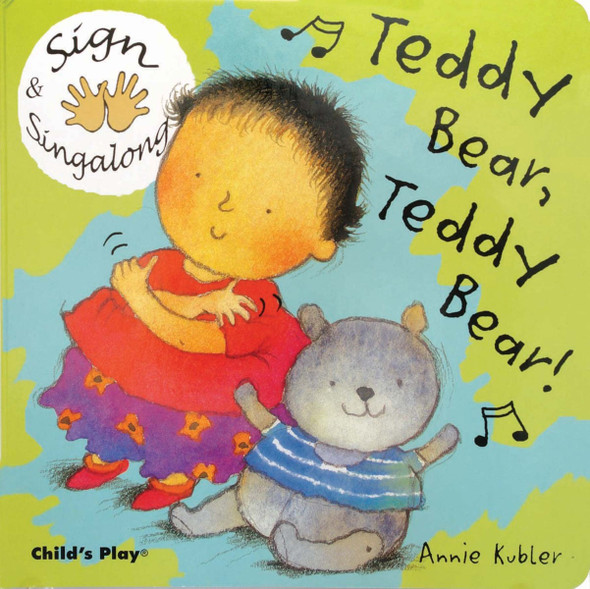 Teddy Bear, Teddy Bear: American Sign Language (Sign & Singalong) Cover