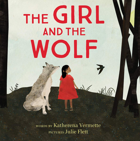 The Girl and the Wolf Cover
