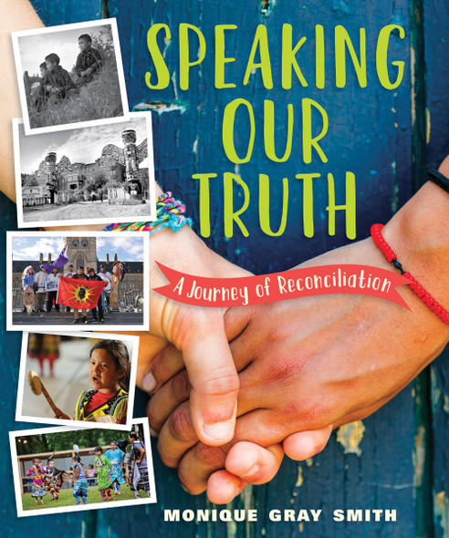Speaking Our Truth: A Journey of Reconciliation Cover