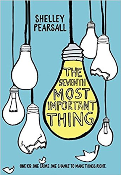 The Seventh Most Important Thing Cover