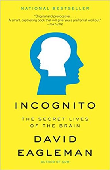 Incognito: The Secret Lives of the Brain Cover