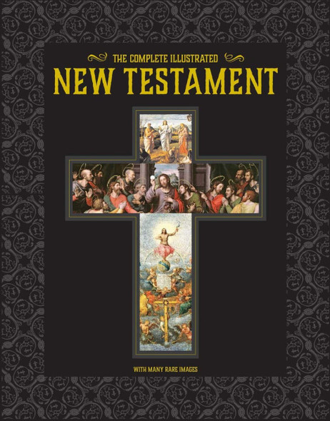 The Complete Illustrated New Testament Cover