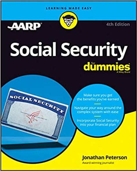 Social Security for Dummies (4TH ed.) Cover