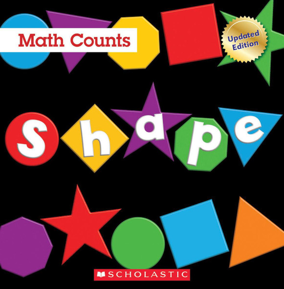 Shape (Math Counts: Updated Editions) Cover