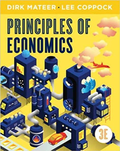 Principles of Economics (3RD ed.) Cover