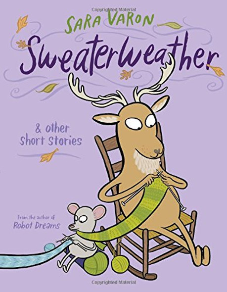 Sweaterweather: & Other Short Stories Cover